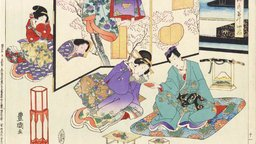 Japan - The World of the Heian